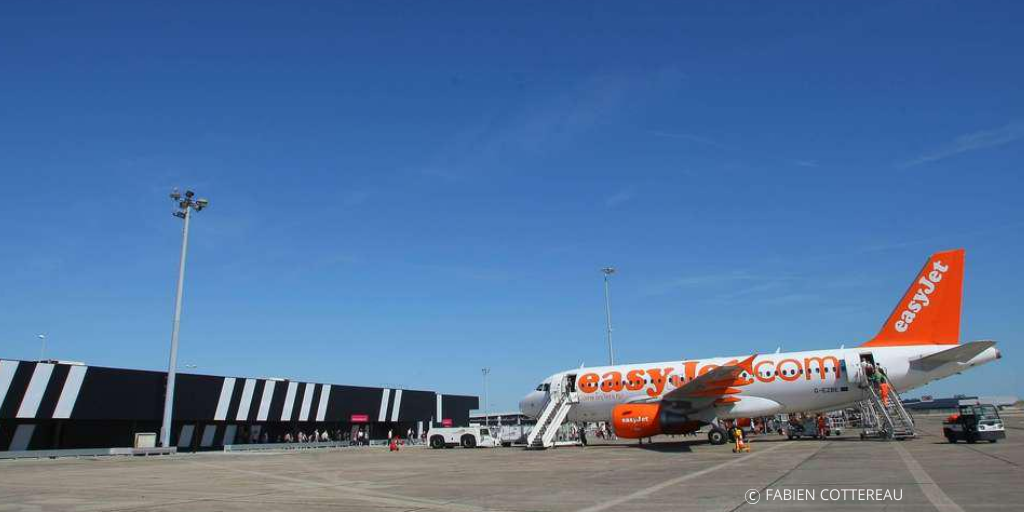 Easy jet Bordeaux HUB SAFE